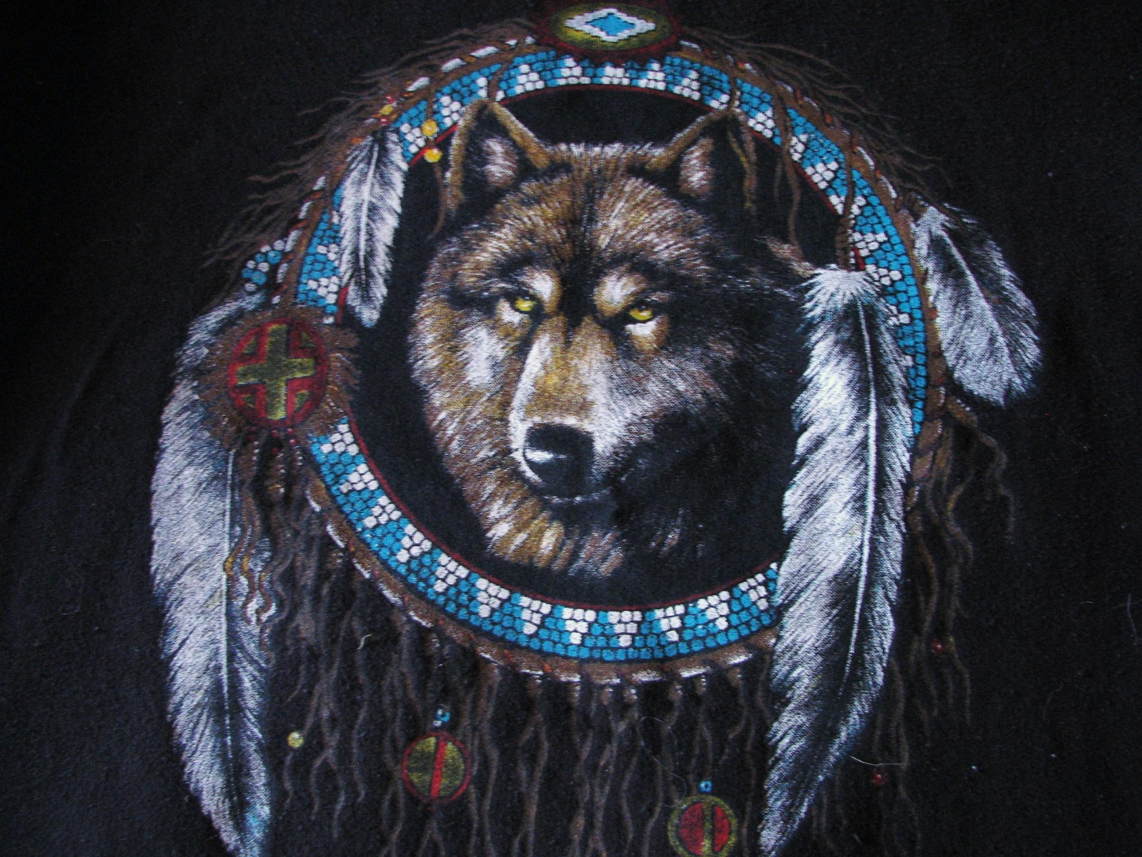 native american wolf pictures desktop hd native american wolf pictures 2272x1704