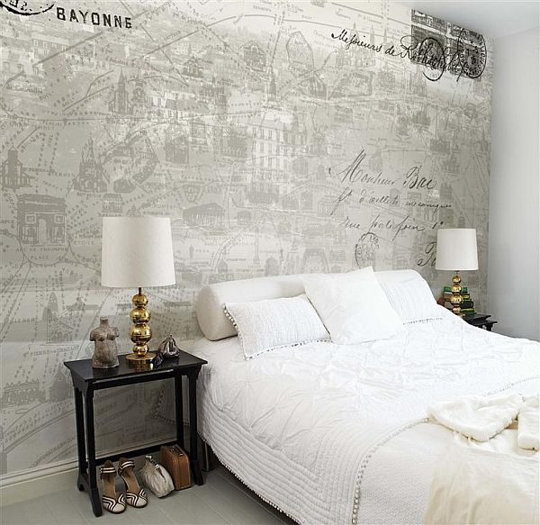 wallpaper ideas for decorating walls1 Victorian Wallpaper With a Twist 600x583
