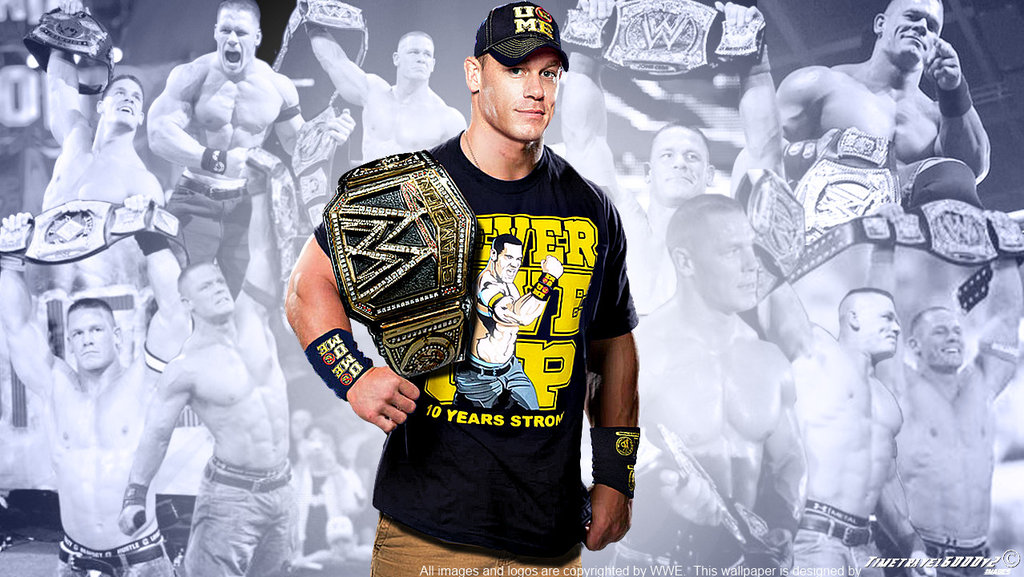 Wrestling Super Stars John Cena New HD Wallpaper 2013 1024x577