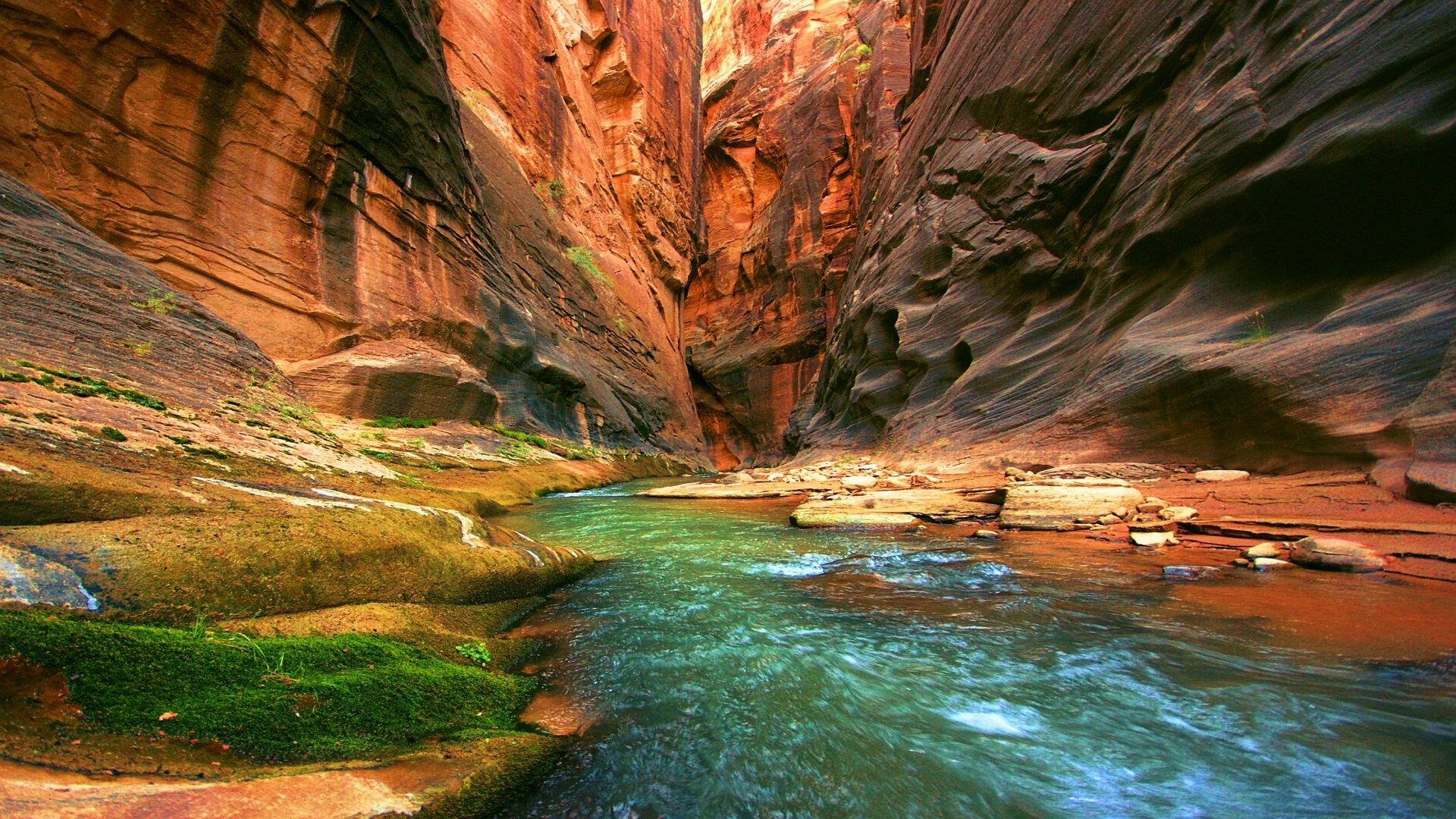 317 Canyons HD Wallpapers Background Images 1920x1080