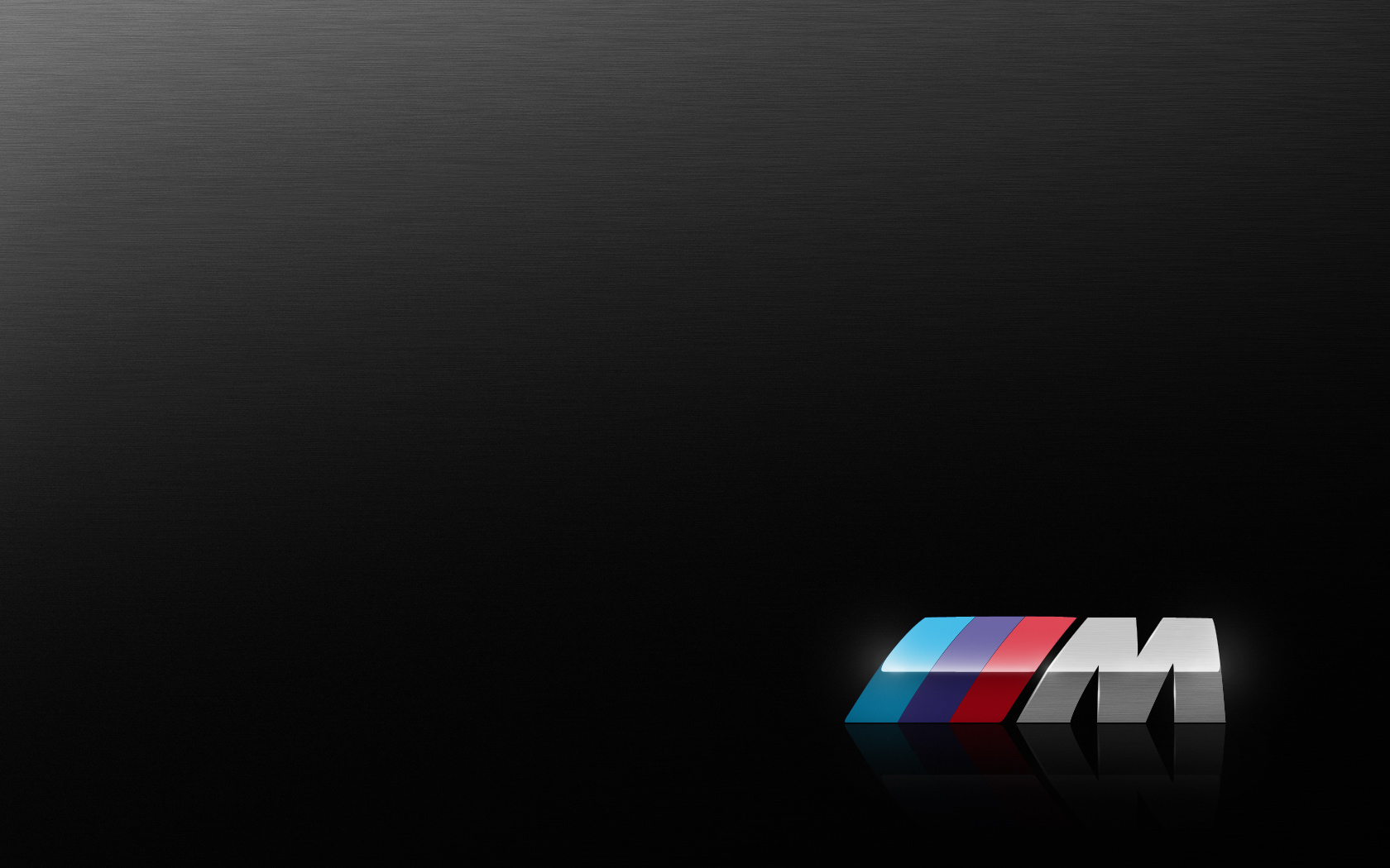 bmwbmw m logo 1680x1050