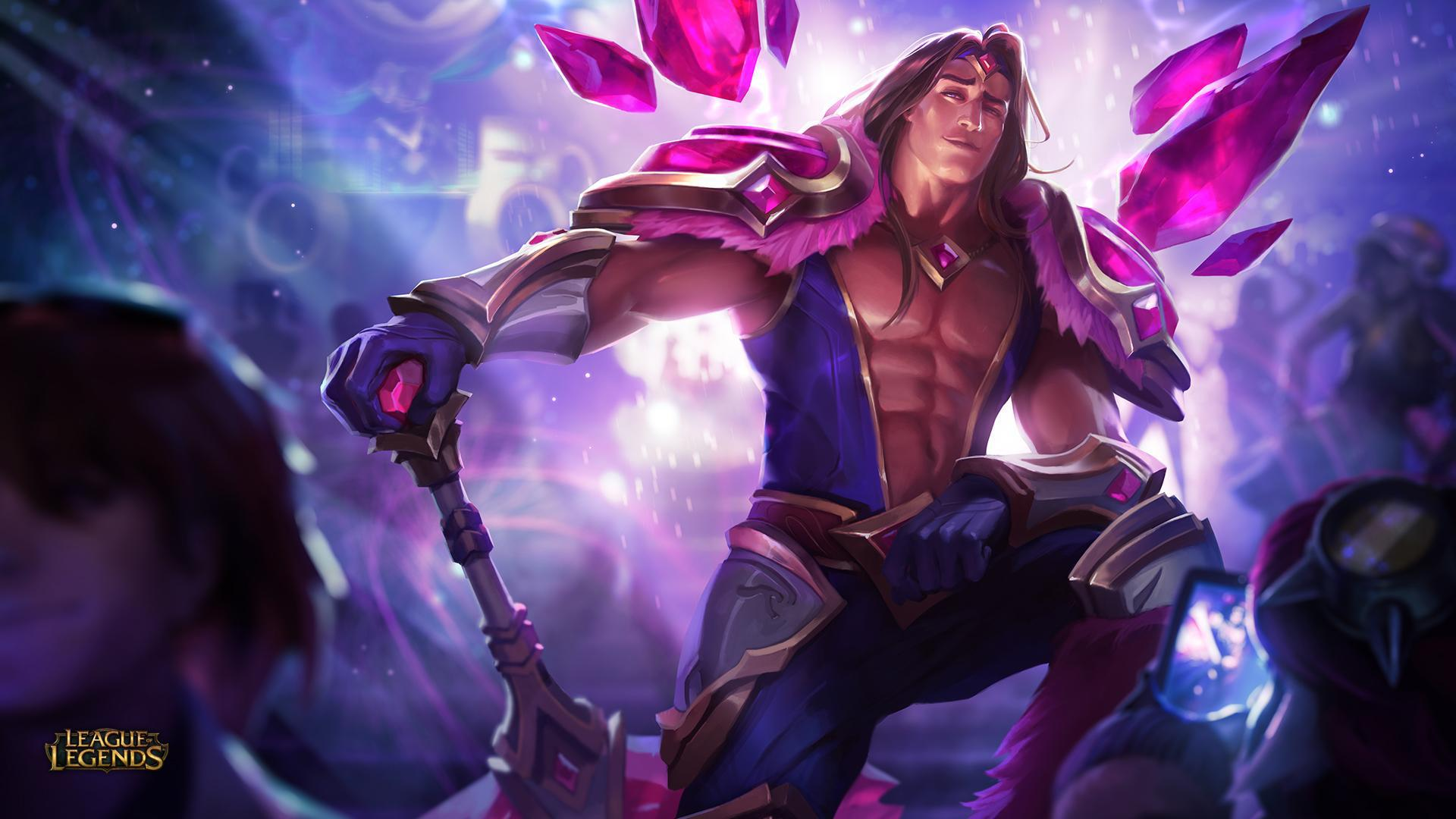 League of Legends Taric Shield of Valoran Rework Review MMOHuts 1920x1080