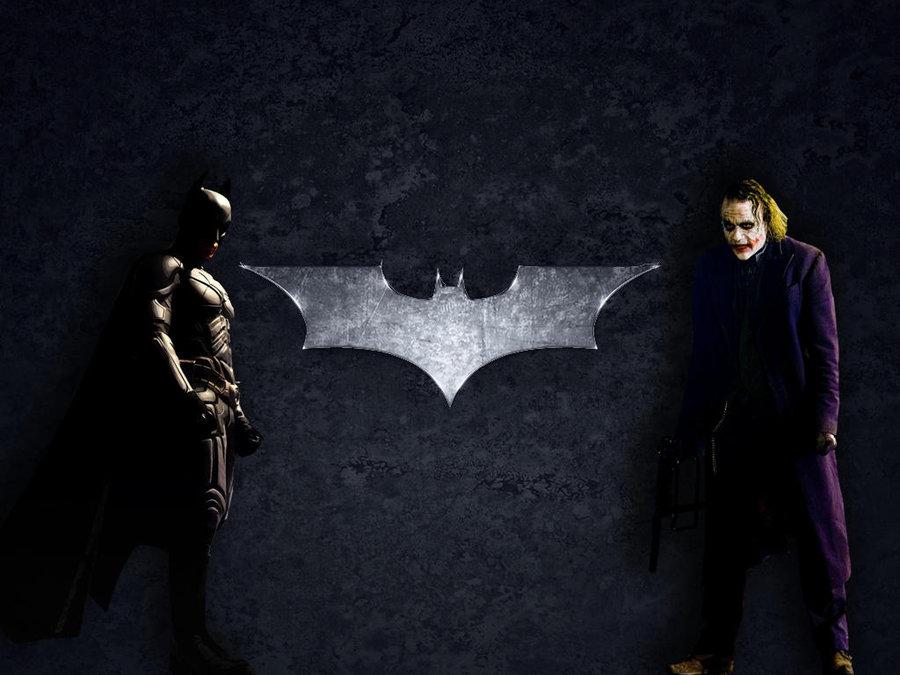 Batman Vs Joker Wallpaper 900x675
