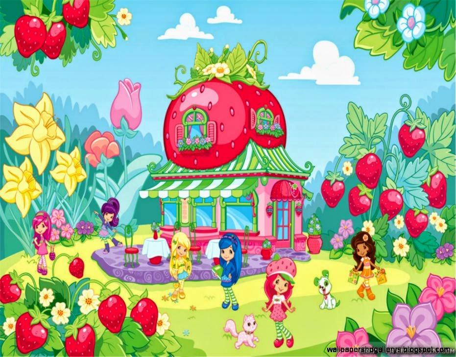 Strawberry Shortcake wallpapers Crazy Frankenstein 931x729