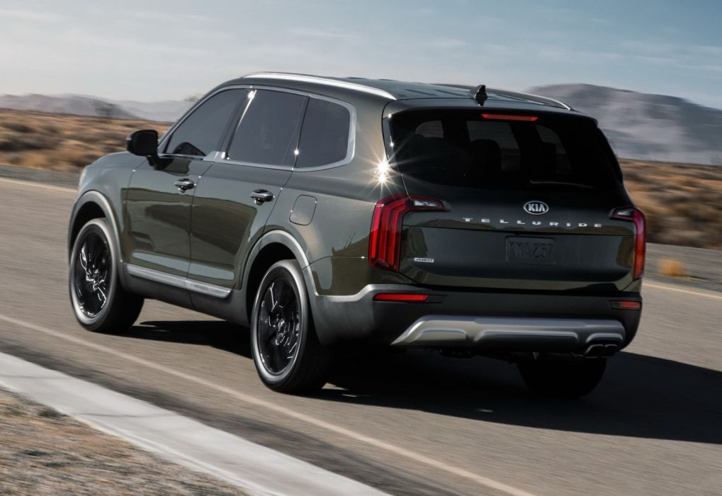 201Kia Telluride ConceptRelated Car wallpapers Collections 1019x700
