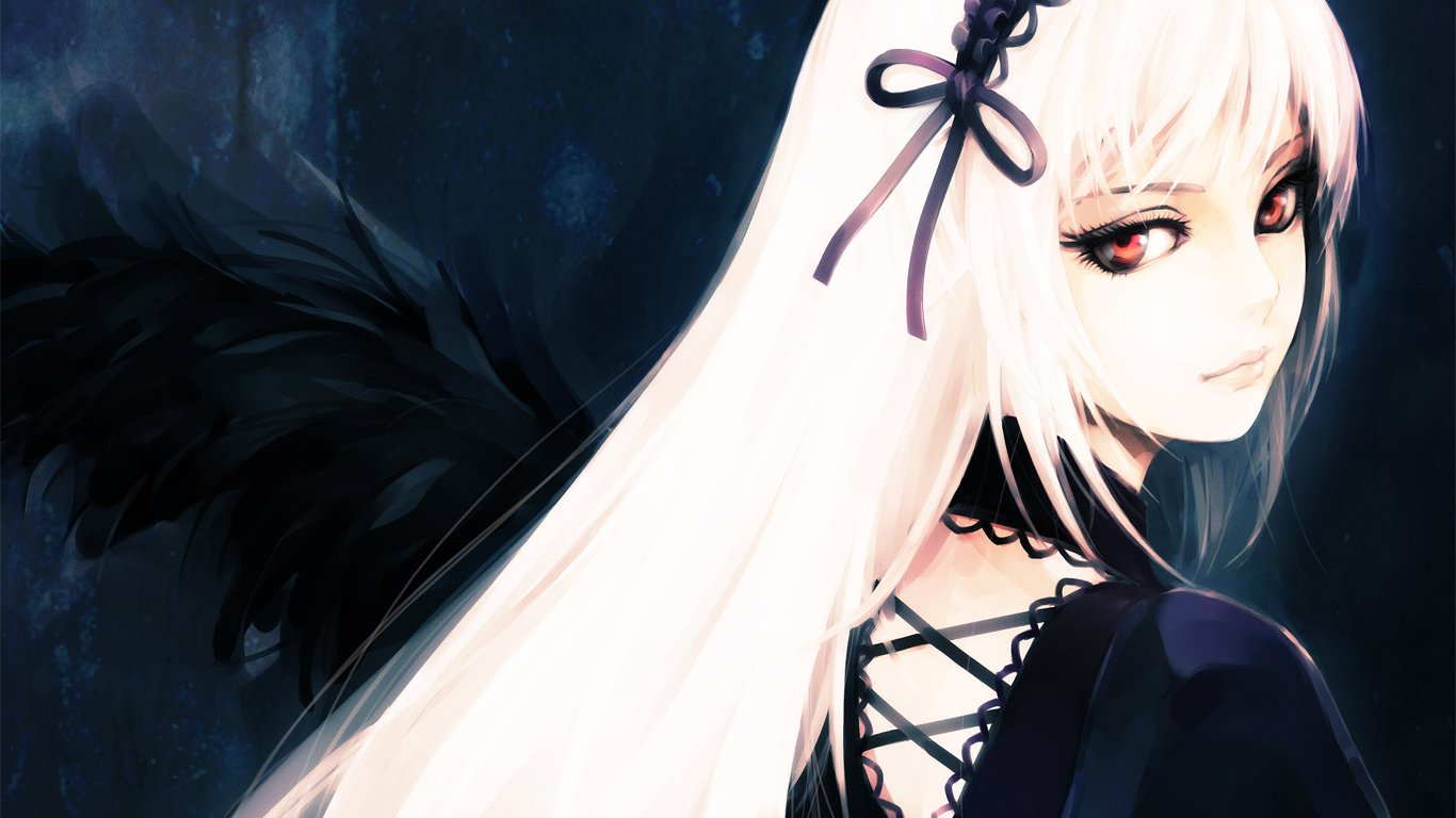 Anime Wallpapers cool anime girl wallpaper 1366x768