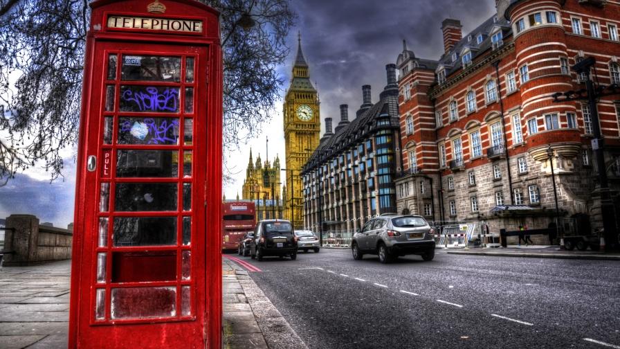 London, England, Big Ben - Wallpaper - HD Wallpapers