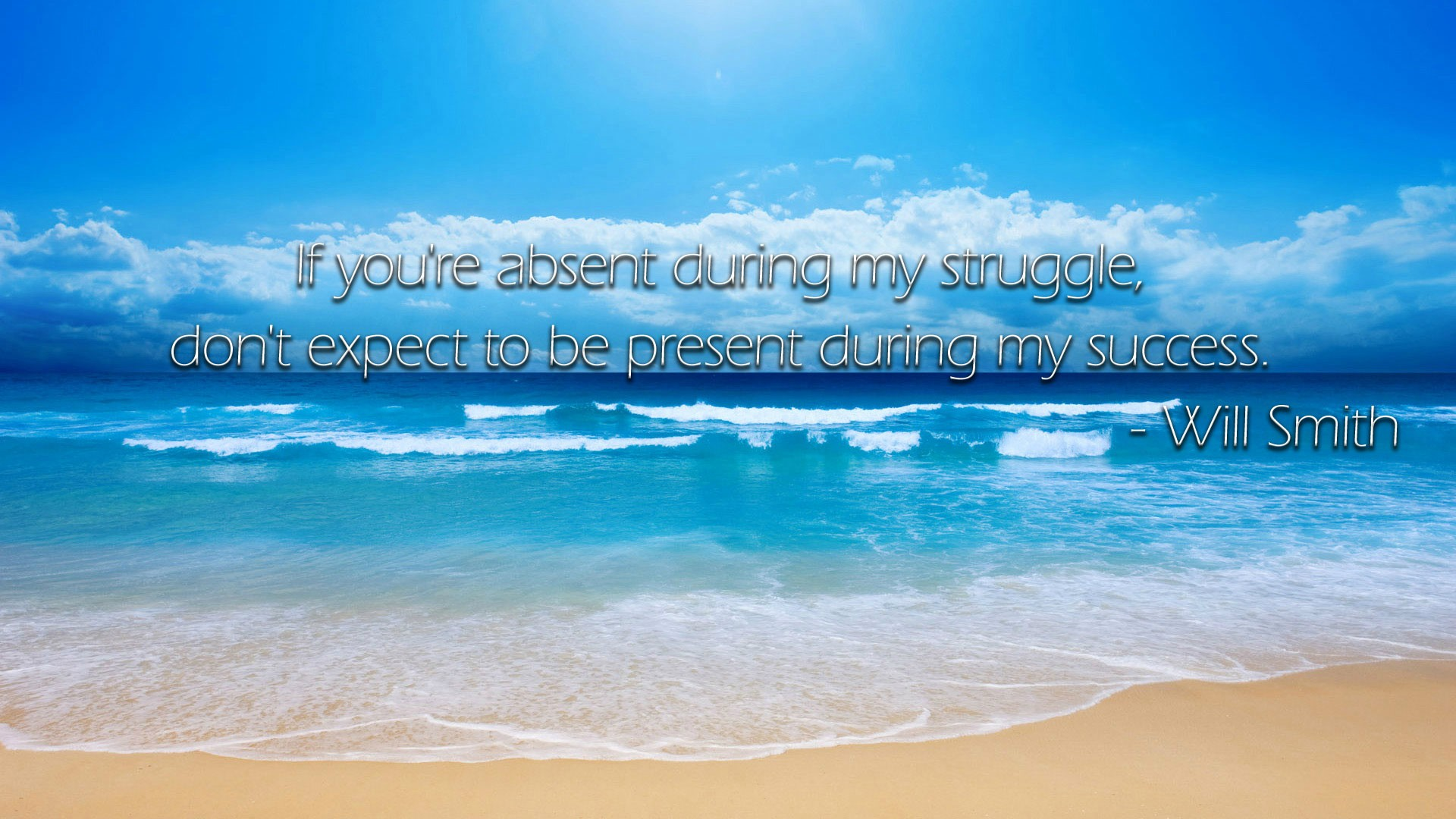 quote on beach scene 40061 Wallpaper high quality Backgrounds 1920x1080