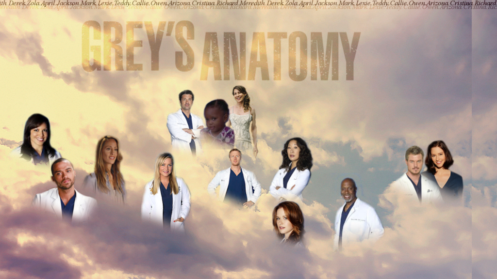 Grey\'s Anatomy HD Wallpapers - WallpaperSafari