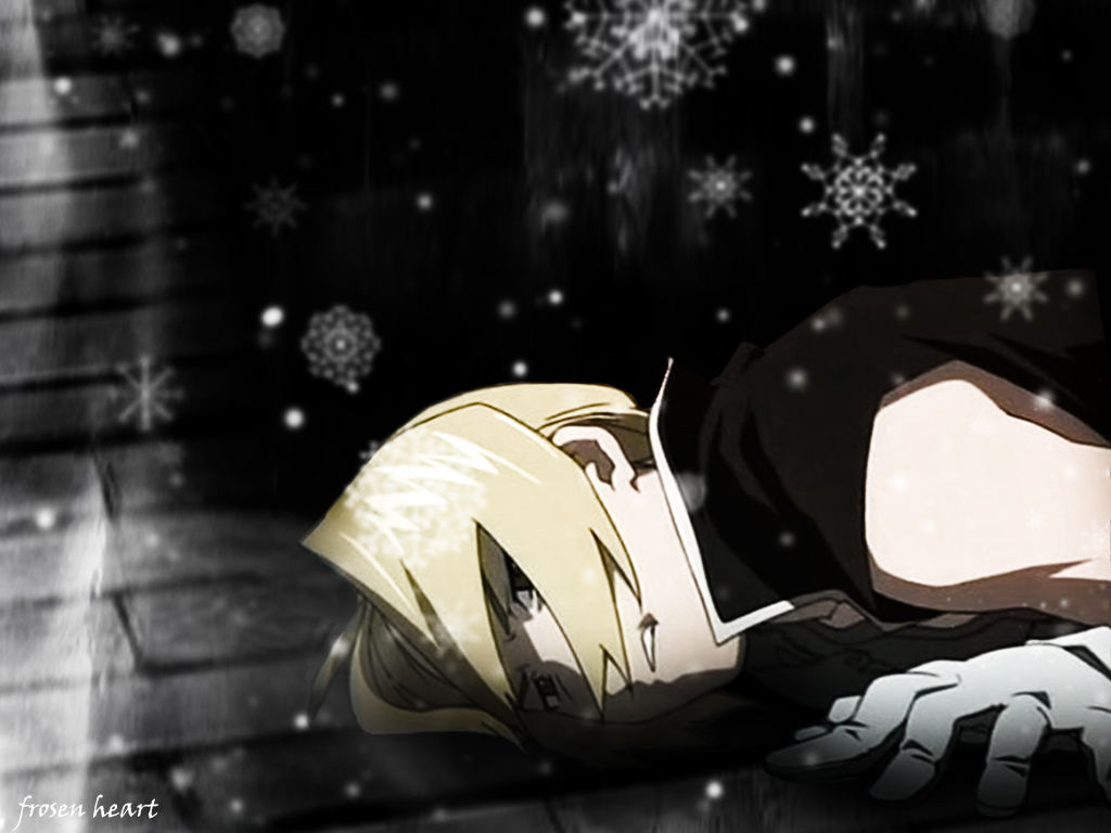 Fullmetal Alchemist Brotherhood Edward Elric Wallpaper Fr Wallpaper 1024x768