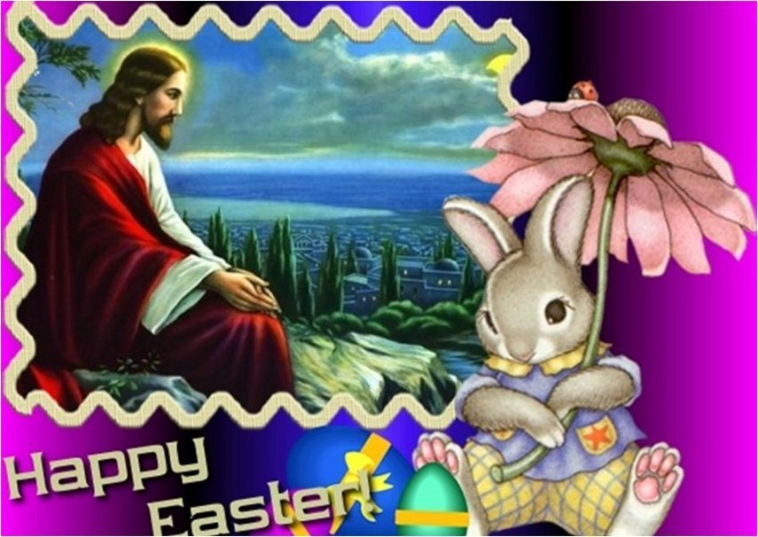 Easter with Jesus wallpaper   ForWallpapercom 855x606