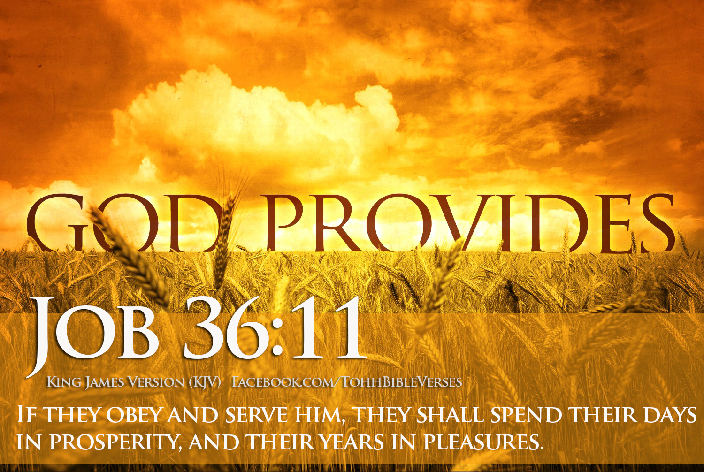 Wallpapers HD Bible Verses Wallpaper   Prosperity Job 3611 1500x1006