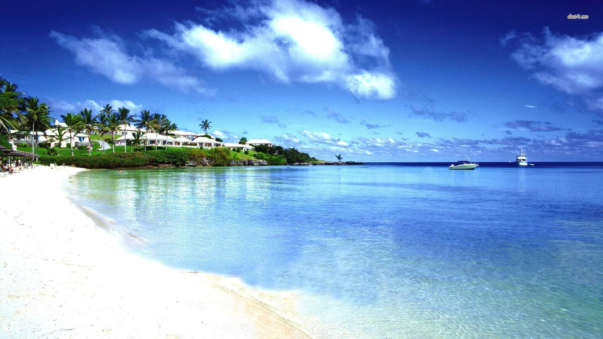 cambridge beach bermuda Desktop Backgrounds for HD 1920x1080