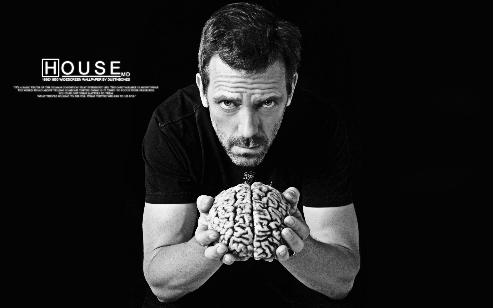 House Widescreen Wallpaper   House MD Wallpaper 6490277 1680x1050