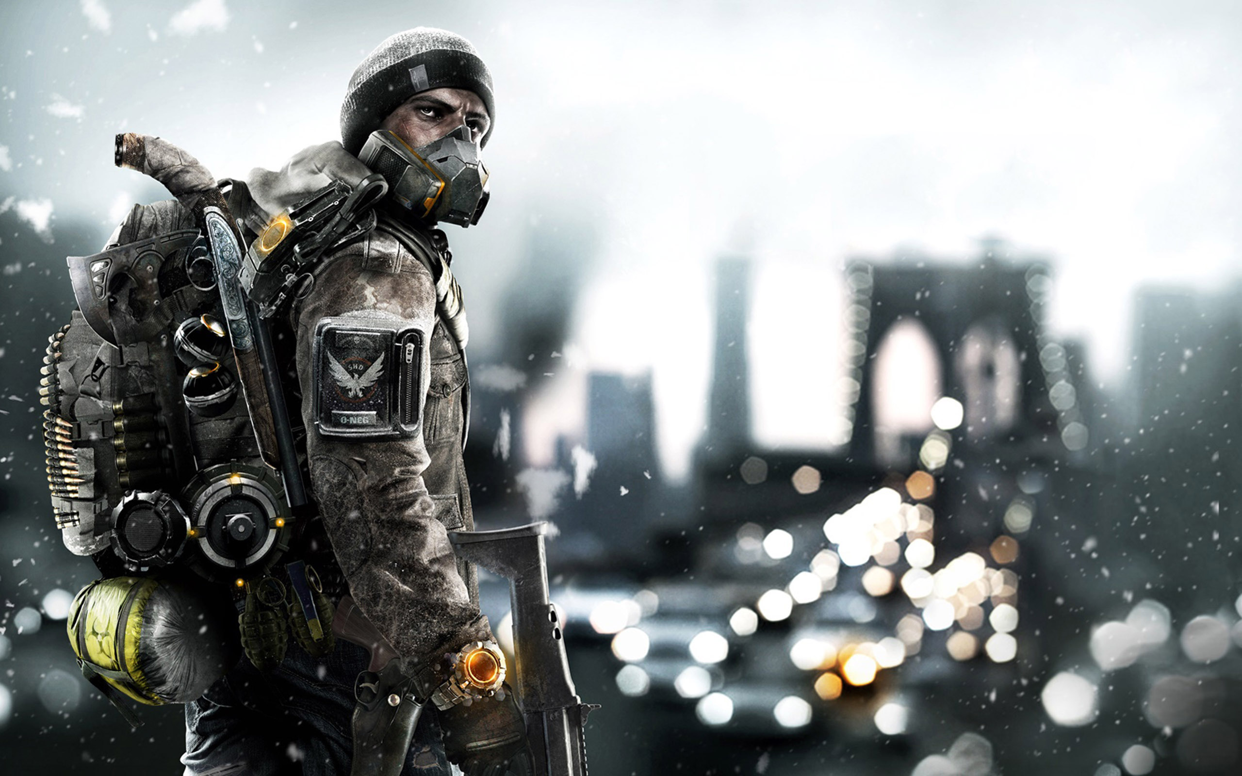 Tom Clancys The Division Season Pass Game Wallpaper 2560x1600
