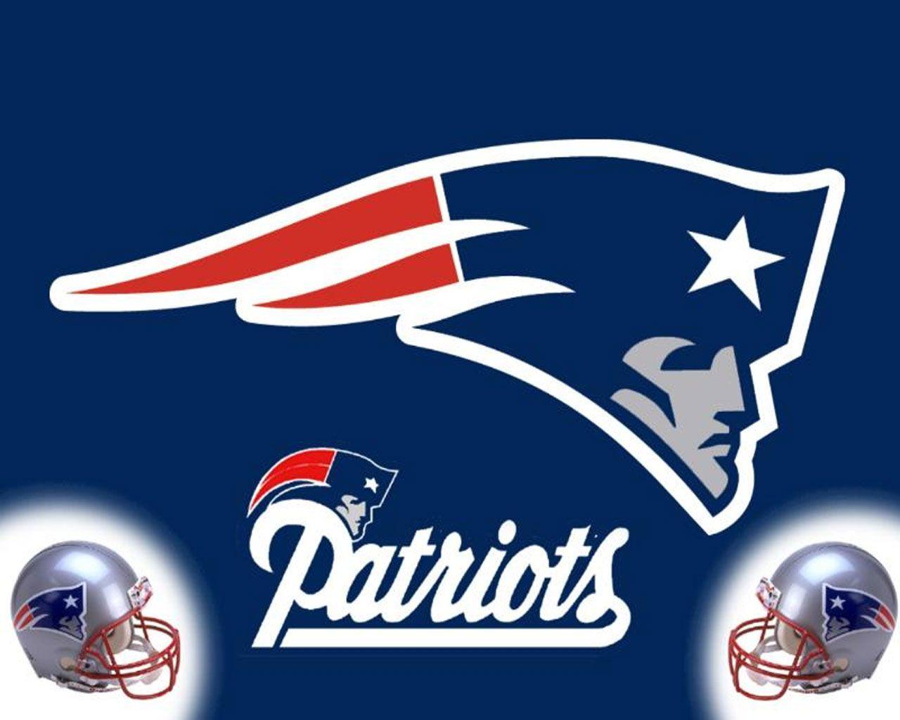 new england patriots team logo and helmet wallpaper 1280x1024 photo 1280x1024