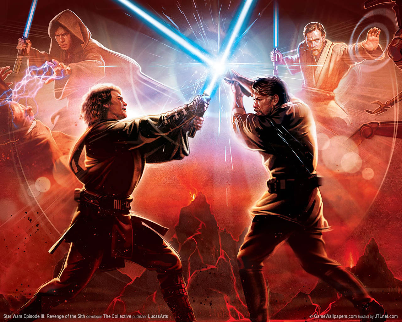 Star Wars Revenge of the Sith wallpaper