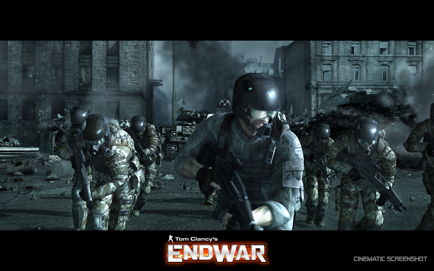 Wallpapers Tom Clancys EndWar   Xbox 360 3 of 10 1440x900