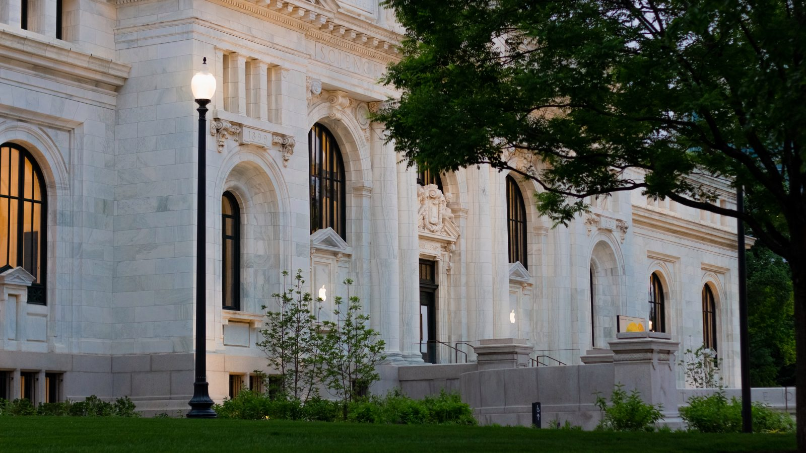 Apple Carnegie Library An inside look at Apples most ambitious 1600x900