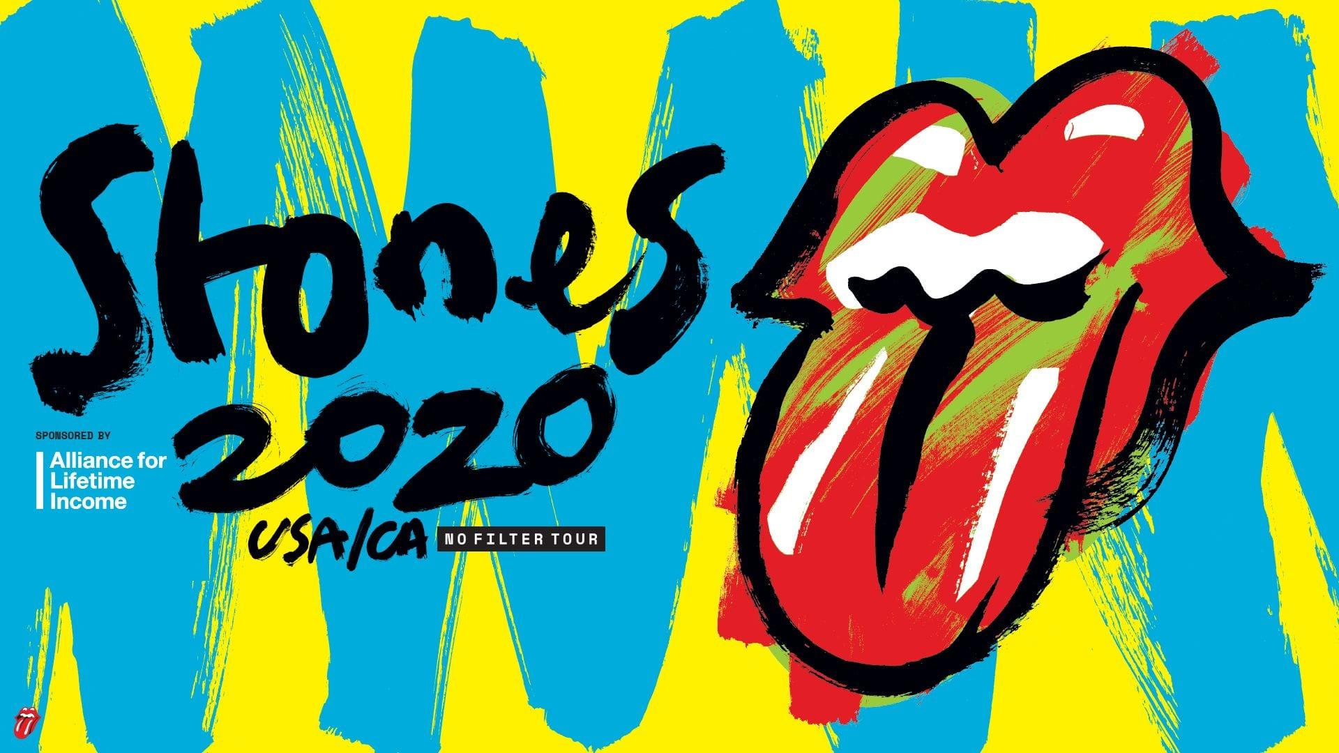 Rolling Stones Tour 2020 Wallpapers 1920x1080