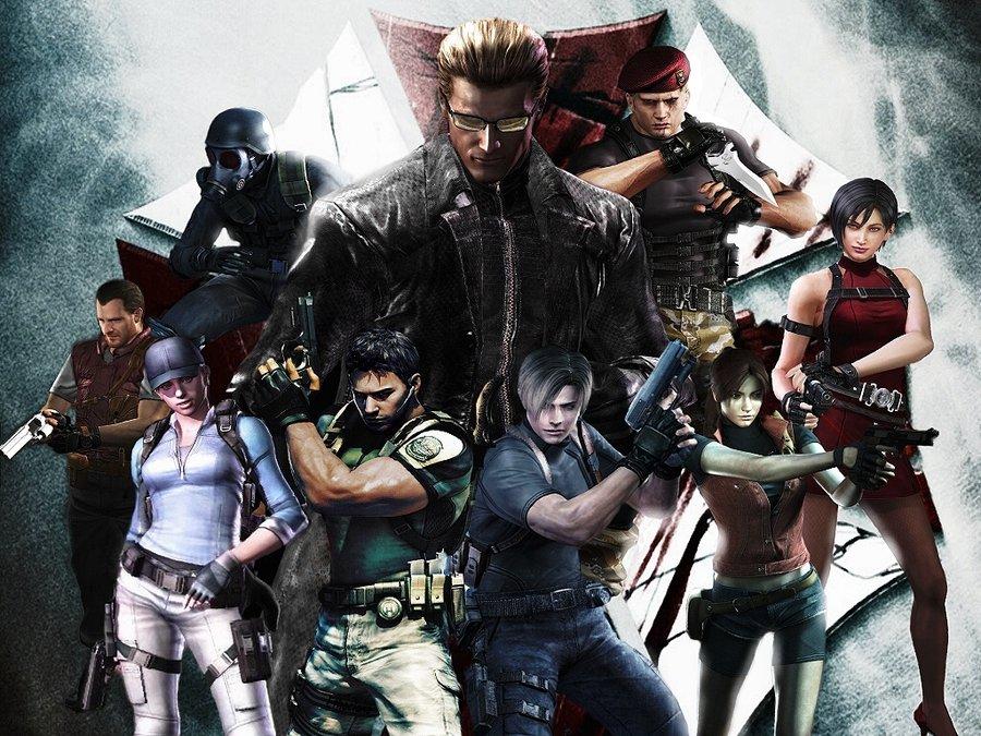 49 Resident Evil 2 Wallpaper On Wallpapersafari