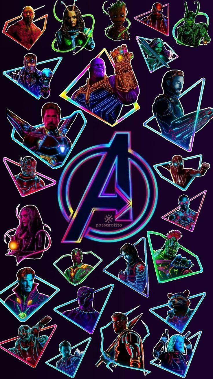 Marvels Avengers   MarvelHeroesJusticeLeague 736x1308