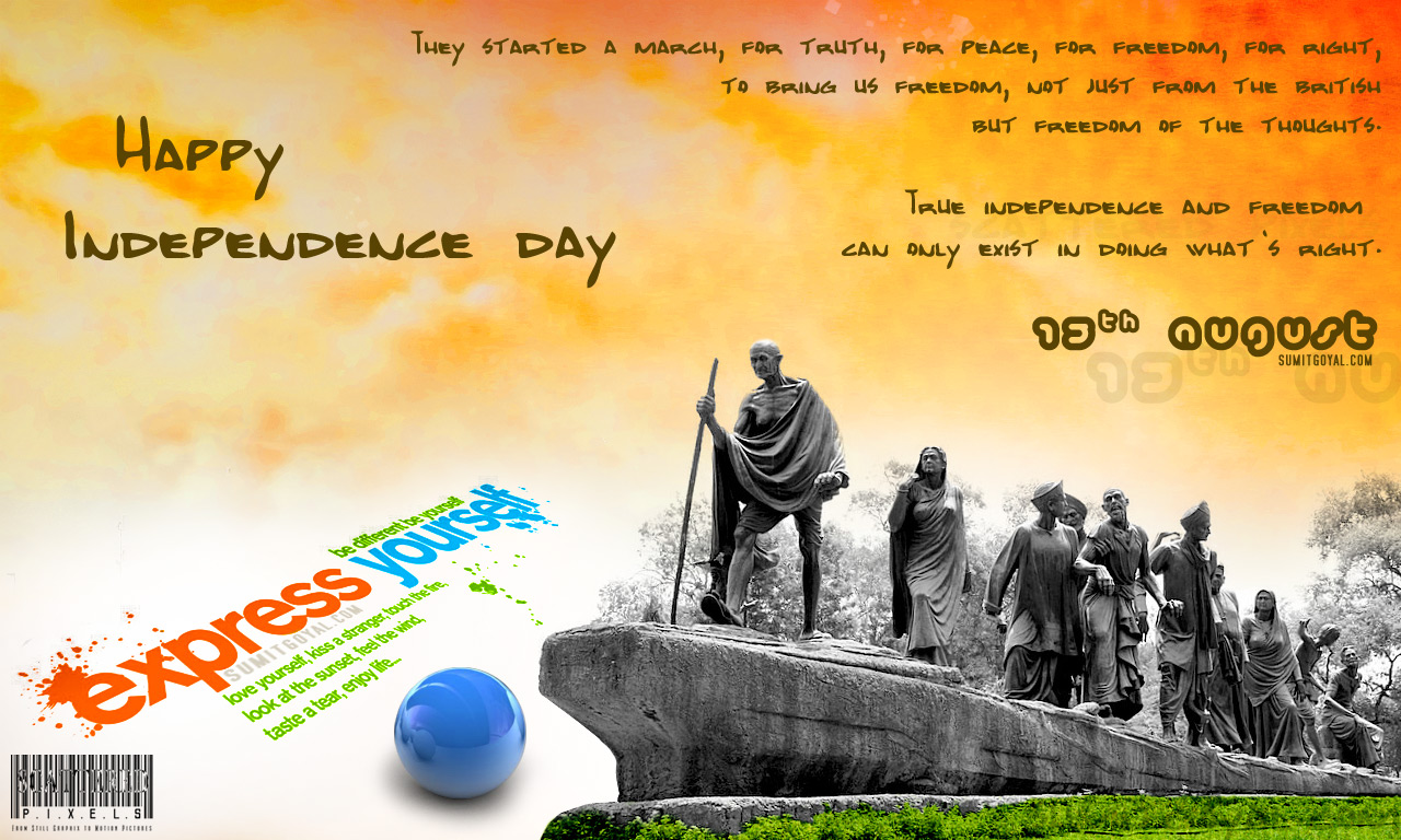 Most beautiful Independence Day and Republic Day Greetings Wallpapers 1280x768