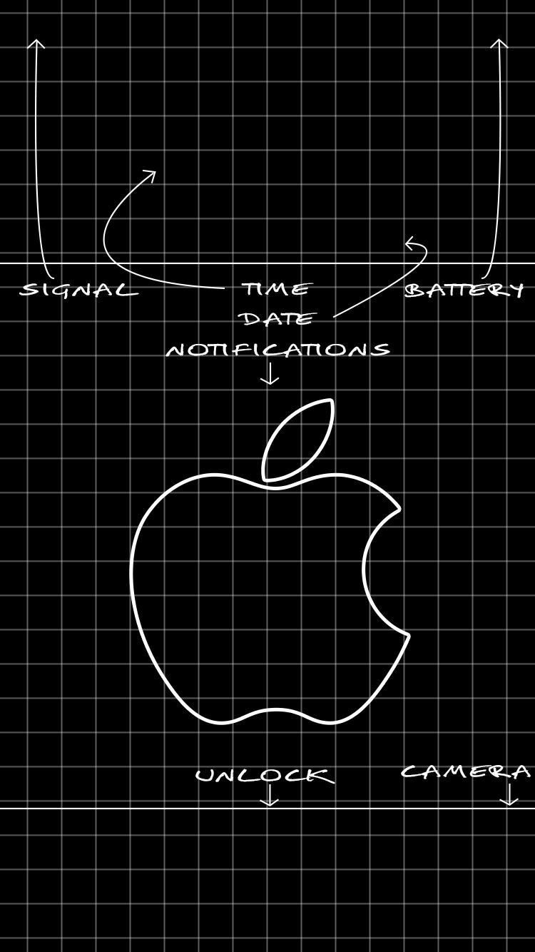 53 Iphone 7 Plus Lock Screen Wallpaper On Wallpapersafari