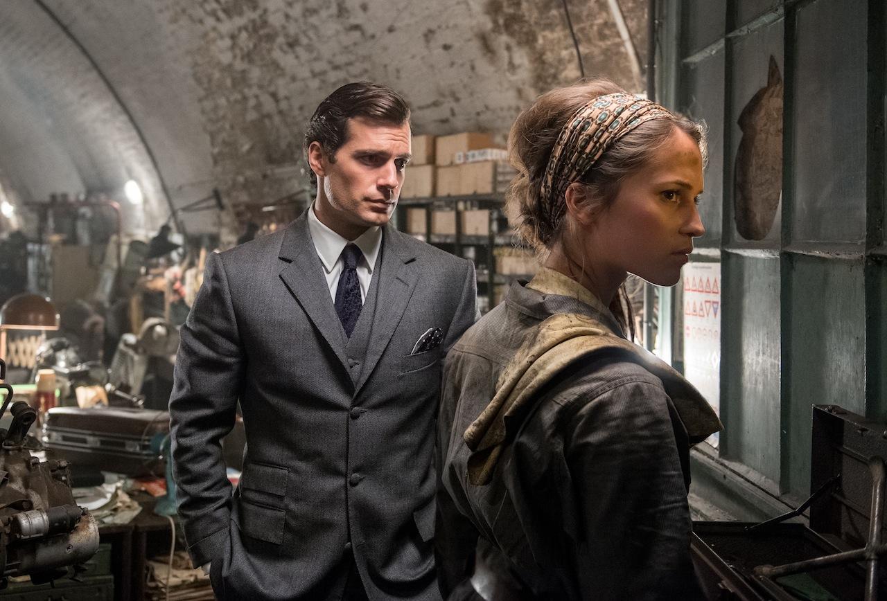 Photo de Alicia Vikander dans le film Agents trs spciaux 1280x868