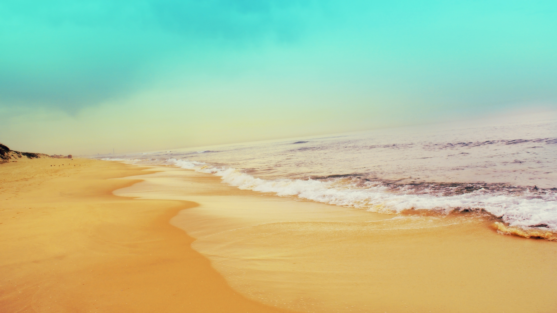 Hd 1920x1080 Sea Water And Beach Desktop Wallpapers Backgrounds 1920x1080