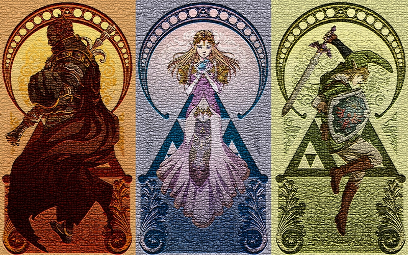 of Zeldalink textures the legend of zelda 1440x900 wallpaper 52022 800x500