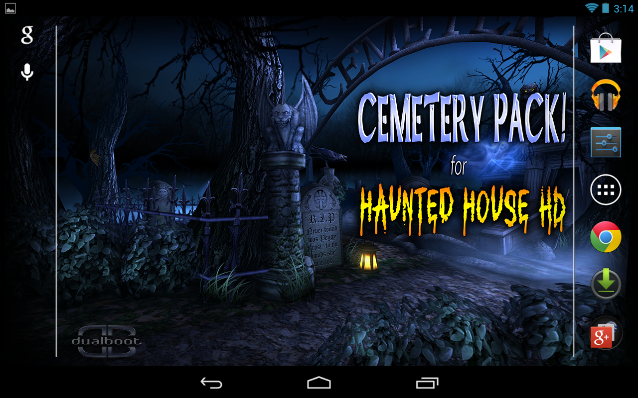 Haunted House HD   Android Apps on Google Play 1280x800