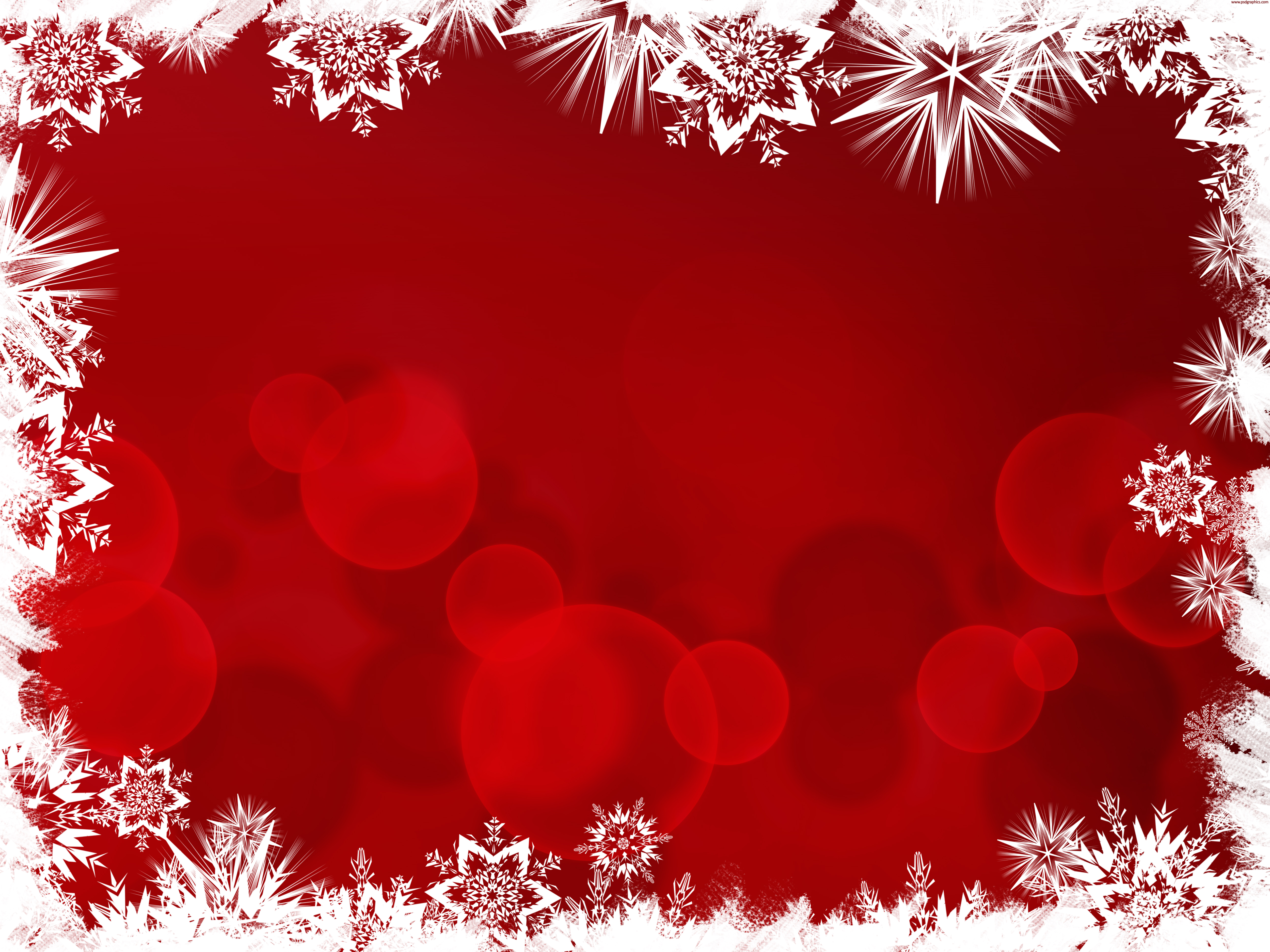 Blank Christmas background 5000x3750