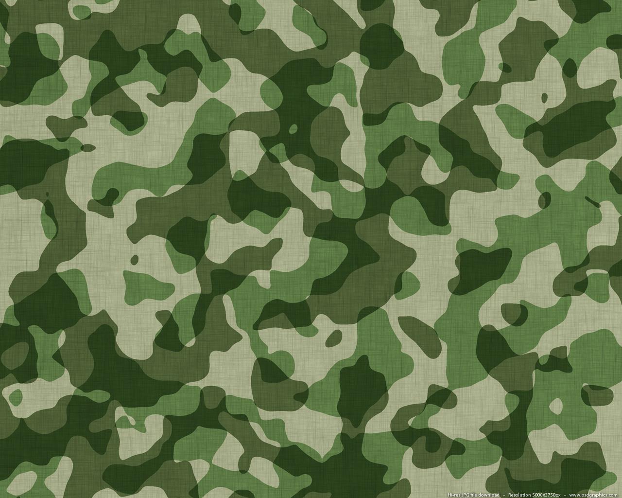 Camo backgrounds wallpapersafari military camouflage pattern psdgraphics 1280x1024 toneelgroepblik Image collections