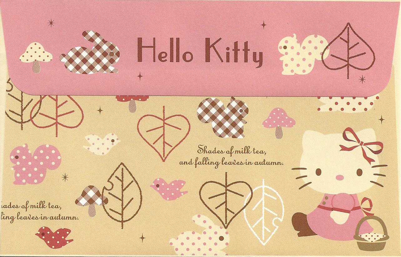 hello kitty fall wallpaper - photo #22