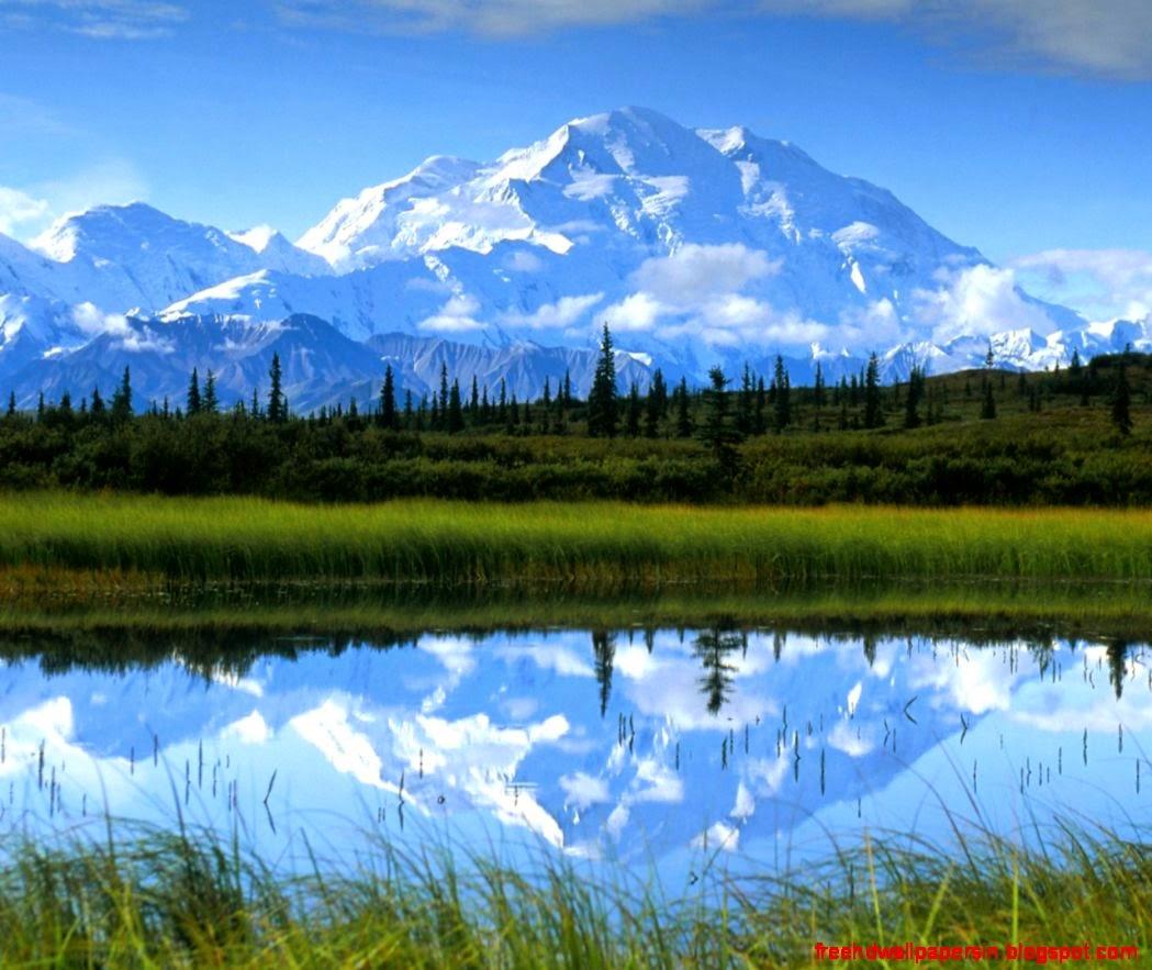Blue Mountain Screensavers HD Wallpapers 1049x883