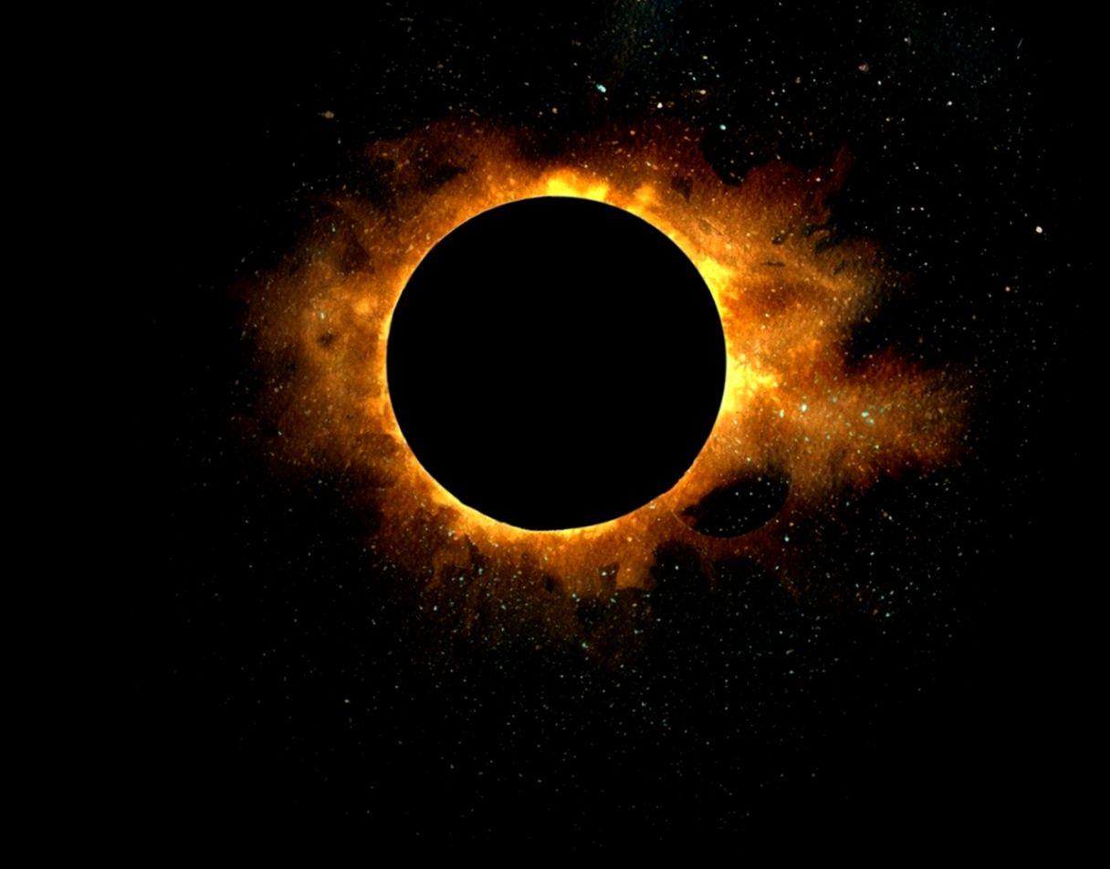 Solar Eclipse Desktop Wallpaper Wallpapers Box 1216x952