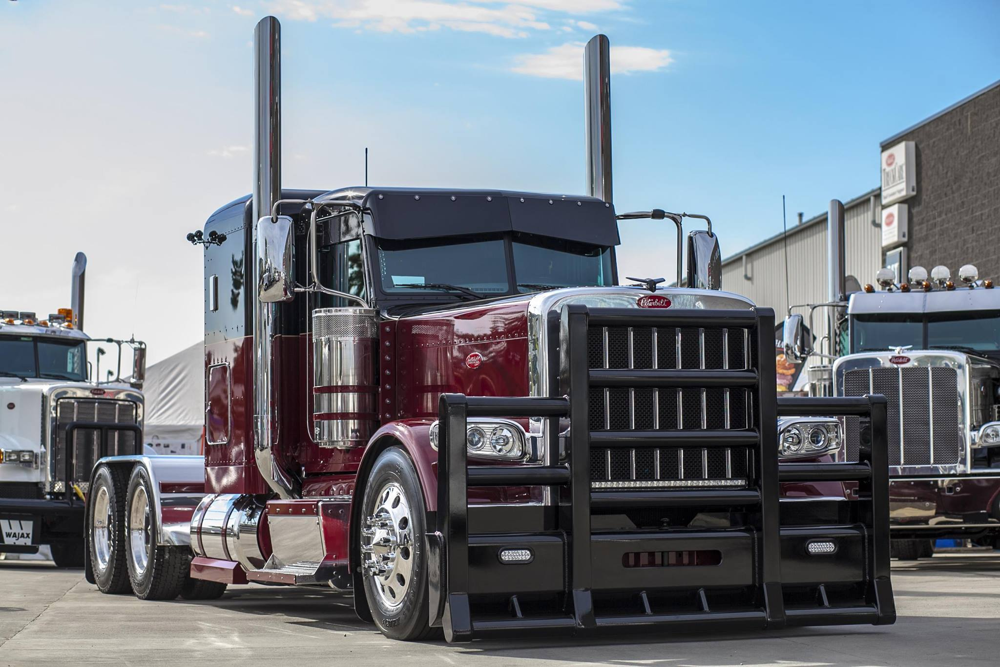 peterbilt wallpaper amp screen saver wallpapersafari