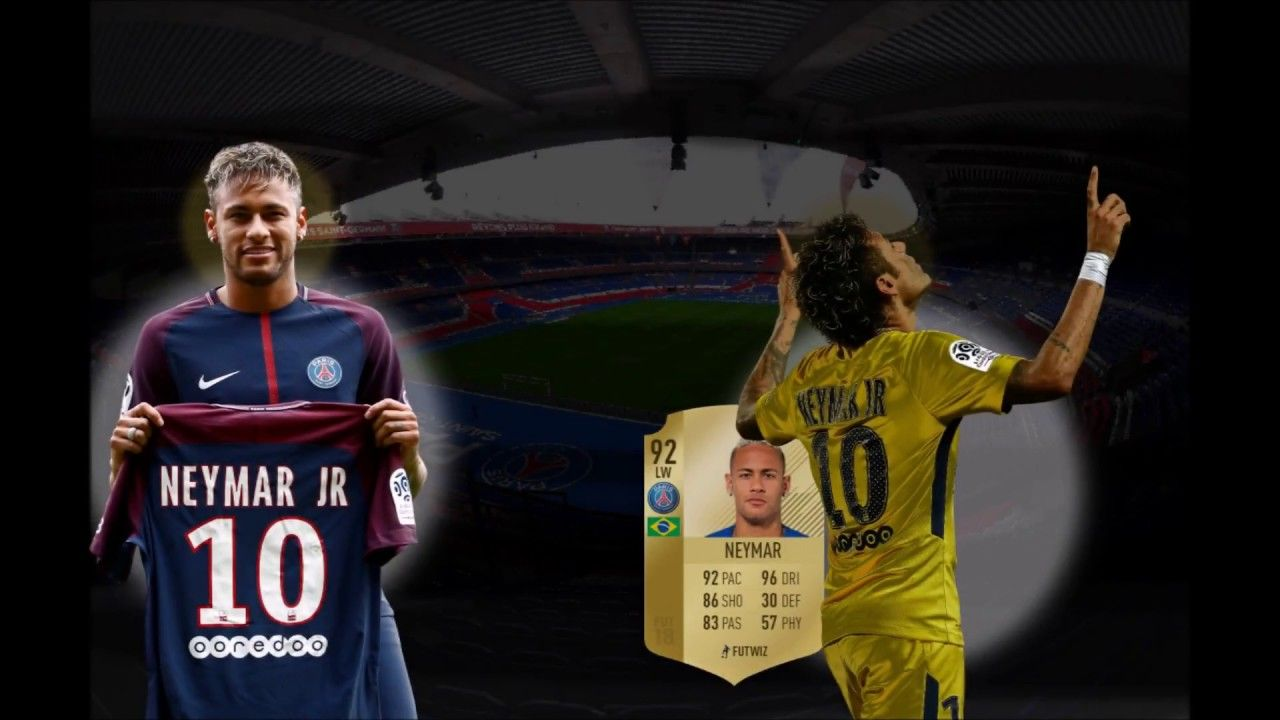 Neymar JR PSG Wallpapers 1280x720