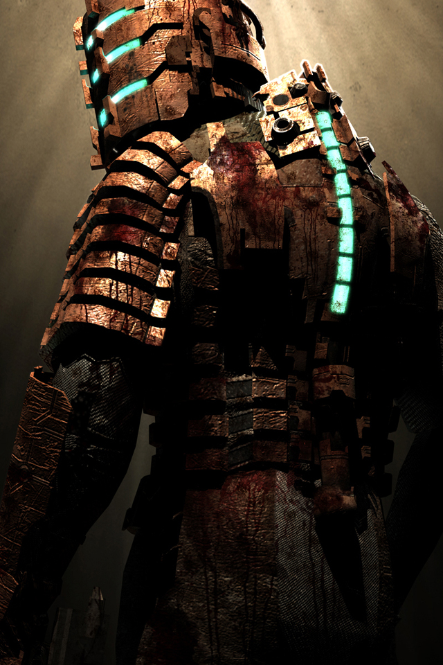 Dead Space Game wallpaper iPhone Wallpapers 640x960
