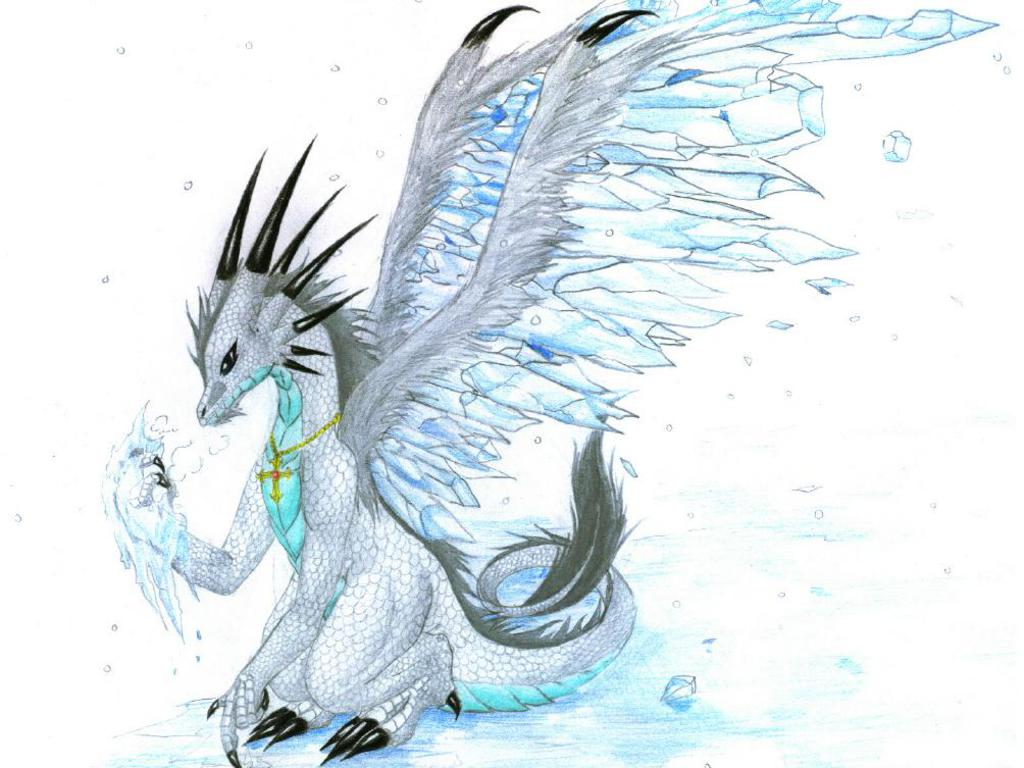 Ice Dragon Backgrounds wallpaper Ice Dragon Backgrounds hd wallpaper 1024x768