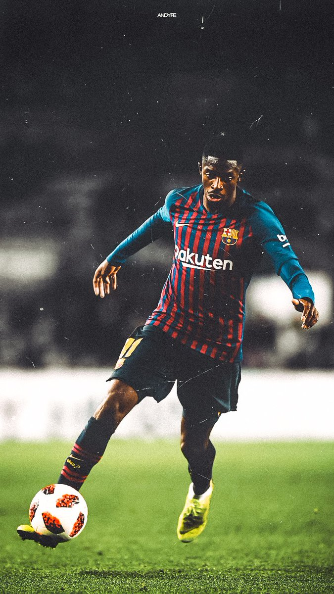 Andy on Twitter Ousmane Dembele Wallpaper RTs Are Appreciated 675x1200