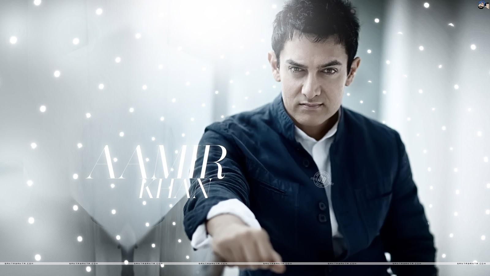 Aamir Khan Wallpapers HD Backgrounds Images Pics Photos 1600x900