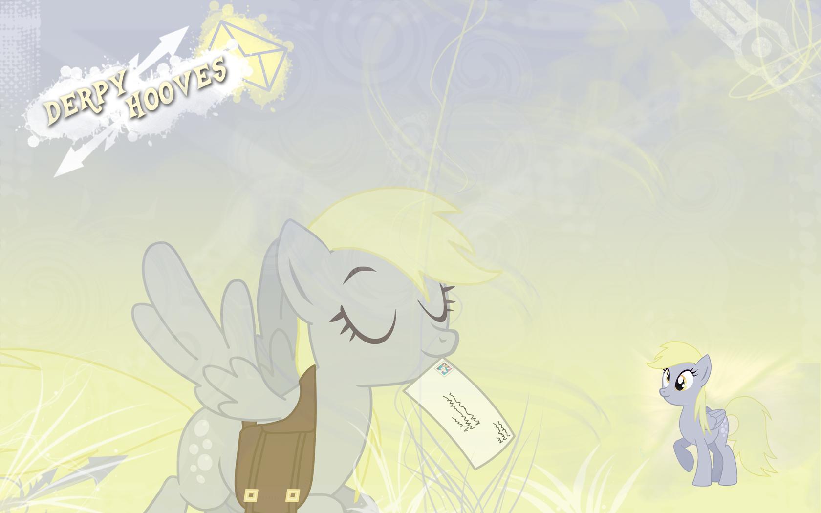 my little pony derpy hooves HD Wallpaper   General 1055257 1680x1050
