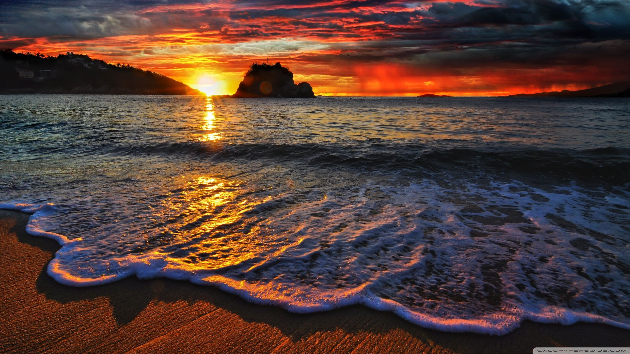 40 Mexico Sunset Wallpapers   Download at WallpaperBro 2560x1440