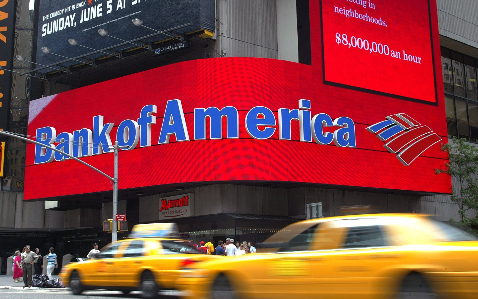 Bank of America Blockchain Could be a 7 Billion Market 1920x1200