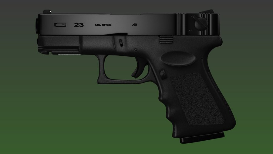 Glock 23 Wallpaper Glock 23 left by berandas 900x506