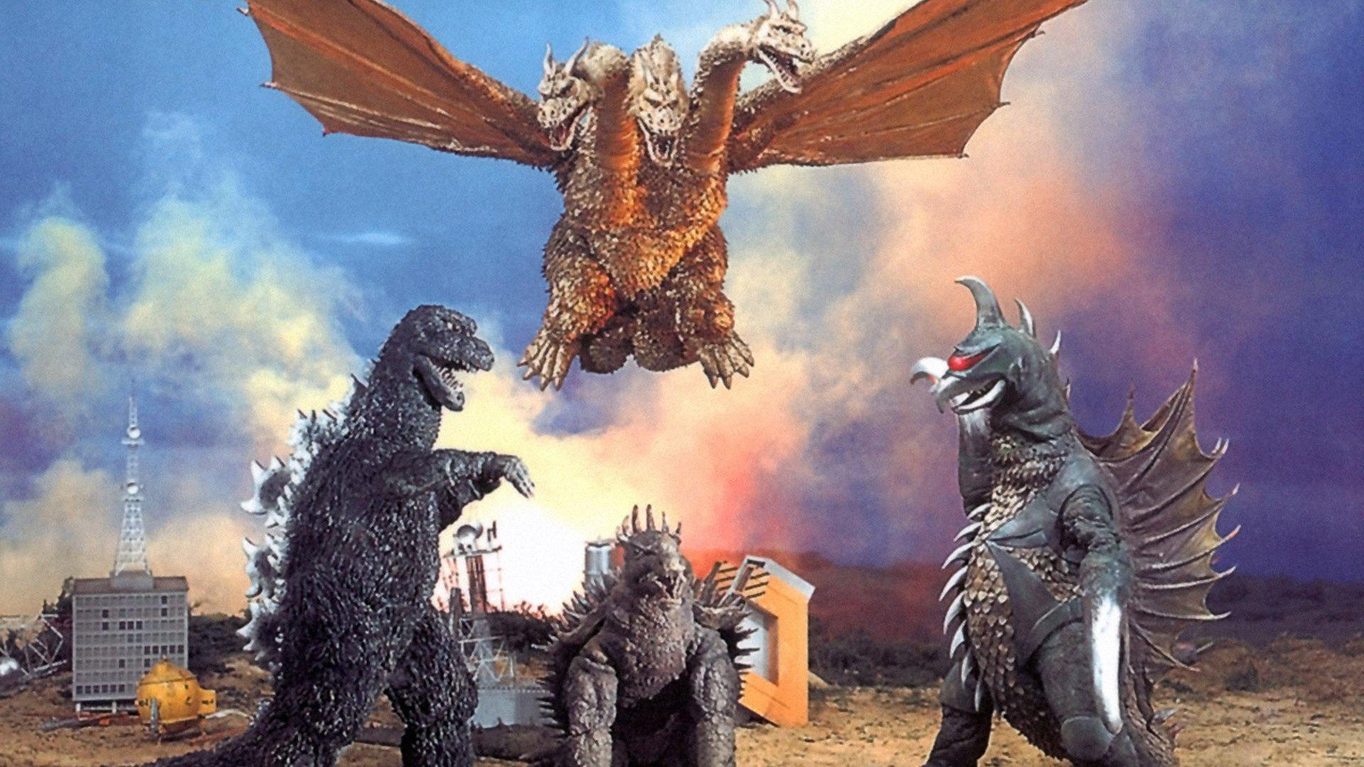 5 Godzilla vs Gigan HD Wallpapers Background Images   Wallpaper 1920x1080