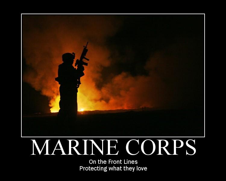 DeviantArt More Artists Like Marine Corps by Marine Sista1990 750x600