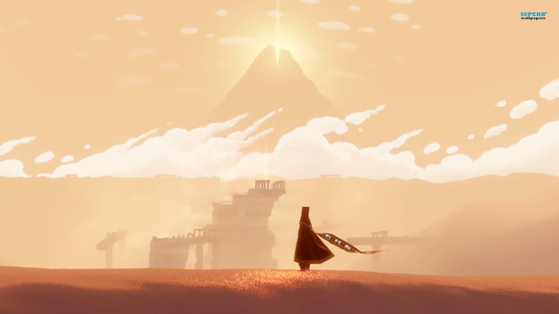Journey Game wallpaper 1920x1080 78940 1920x1080